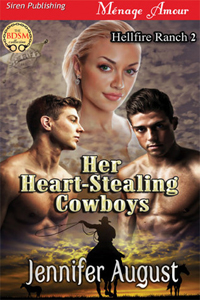 Her Heart-Stealing Cowboys
